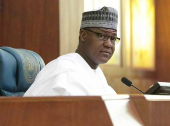 Speaker of the house of representative, Yakubu Dogara