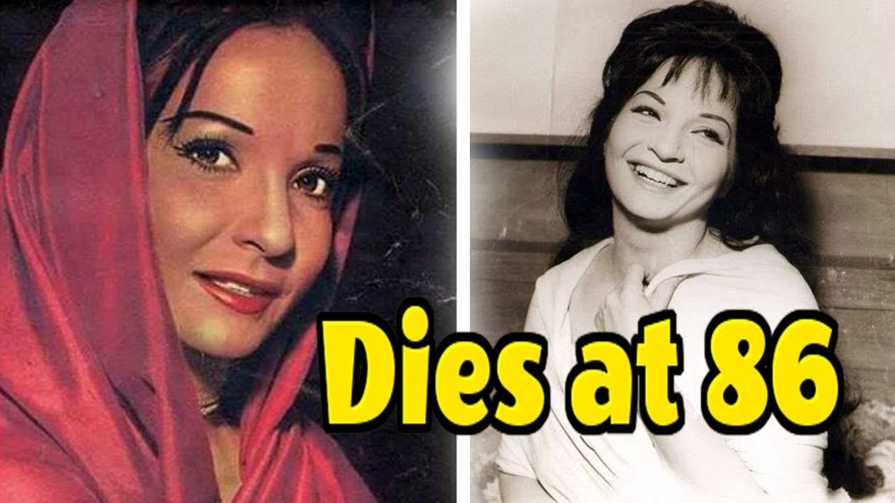 Egyptian Actress and Singer Shadia Dies at 86 Years Old
