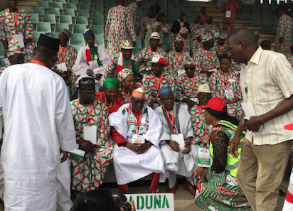 PDP Convention: Factions Emerge, Secondus May Win