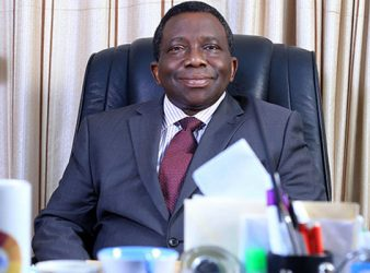 The Minister of Health, Prof. Isaac Adewole