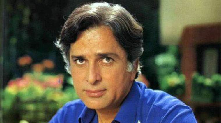 Shashi Kapoor, veteran Indian actor