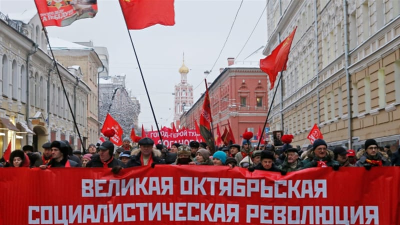 What the Russian Revolution can teach us about the Middle East